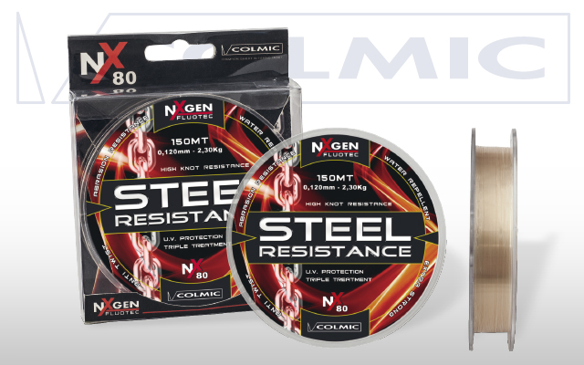 COLMIC STEEL RESISTANCE 150 MT